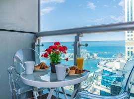 Yanjoon Holiday Homes - Princess Tower Apartments, Dubai