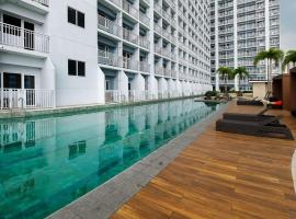 MVB: Breeze Residences Homestay, Манила