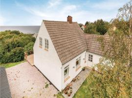 Three-Bedroom Holiday Home in Hasle, Hasle