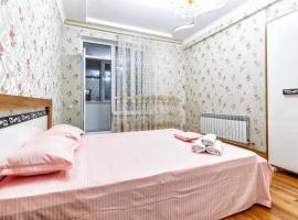 Apartment in ZhK Premiera, 阿斯塔纳