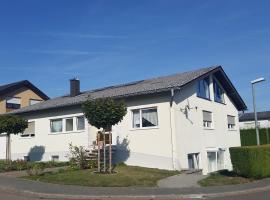 Ferienwohnung Steffi, Bostalsee
