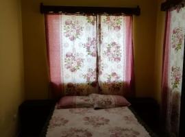 Habitación mínima lista en Sps, San Pedro Sula
