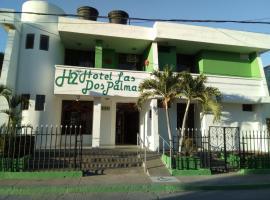 Hotel Las Dos Palmas, Ríohacha