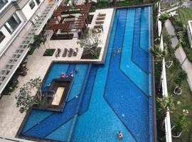 The Sun Avenue, Ho Chi Minh-stad