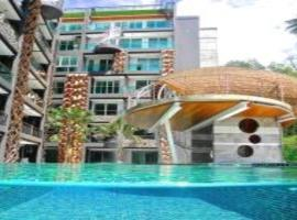 Emerald Terrace - New city view apartment, Patong Beach
