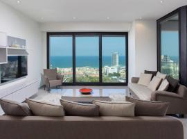 HOLYGUEST - Outstanding 2BR Sea View #184 - Neve Tzedek, Tel Aviv