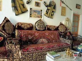 Khan Rooms, Buchara