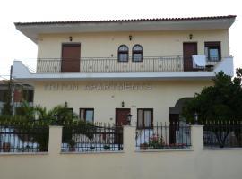Triton Apartments, Néa Skióni