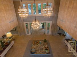 Luxury Villa-Cap Cana. 12px. Top Service incl., 蓬塔卡纳
