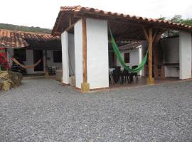 """Hacienda ¨DEL ROSARIO"""", Barichara"""