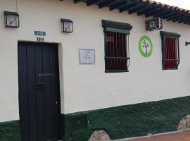 Cedron Hostel, Bogotá