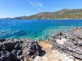 Villa Alma Lefkada- Sea front Villa, 瓦西利基