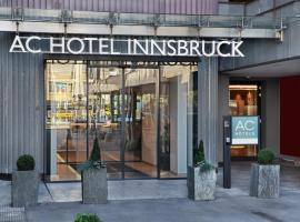 AC Hotel by Marriott Innsbruck, Innsbruck