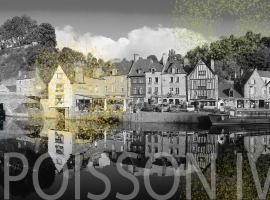 Le Poisson Ivre, Dinan