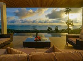Hermosa Retreat HR5 Luxury Villa, Uvita