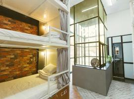 LeGia's hostel, Hanoi