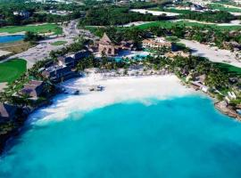 Villa Caleton Expectacular Ocean Front- Cap Cana, Punta Cana