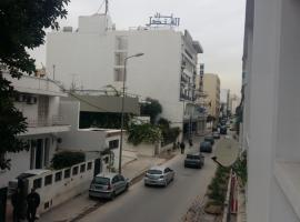 Appartement bien équipé en plein coeur de tunis, Bāb as Suwayqah