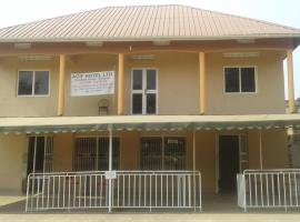ACIF Hotel Ltd, Kasese