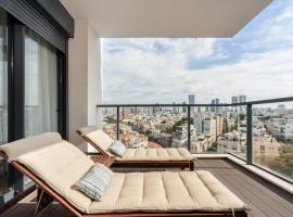 Bezalel Project Deluxe Penthouse 4BR, Tel Aviv