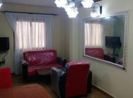 Appartement meublé 2 chambres, salon et cuisine, Rue Foé, Derrière le stade Omnisport, Yaoundé