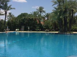 In club palmeraie resorts, Marrakesch