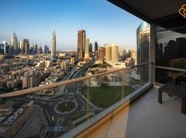 Keysplease 3 B/R Burj View Apt, South Ridge Downtown Dubai, Dubai