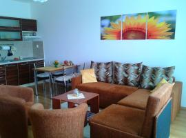 Apartmán Jaspis, Podhájska