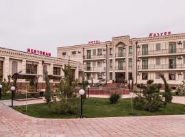 Hotel Karvon, Samarkand