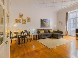Chiado Balcony Apartment, Lizbona