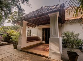OYO 19189 Home Designer 1BHK Assagao, Marna