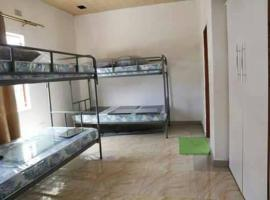 Nyuma hostel, Lusaka