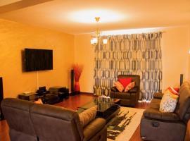 exquisite serviced apartment, Nairobi