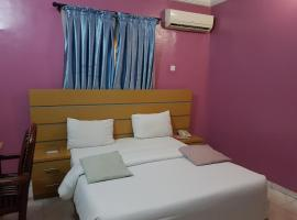 Chamcce Hotel Ajao, Lagos
