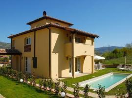 Montefioralle Villa Sleeps 10 Pool Air Con WiFi, Greve