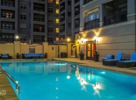 Luxury 1 Bedroom condo - Full Service, Atlanta