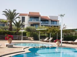 Agia Galini Apartment Sleeps 5 Pool Air Con WiFi, Stavros