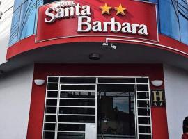 Hotel Santa Bárbara, Ilo