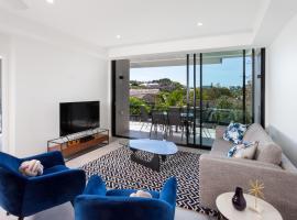Luxury on Cadell - Brand New 3BR Auchenflower Apartment, Брисбен