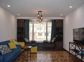 Cozy apartment in the city center, Yerevan
