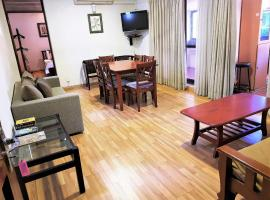 1 Br Apartment 2-4 in 7HCR Residencies, Kolombo