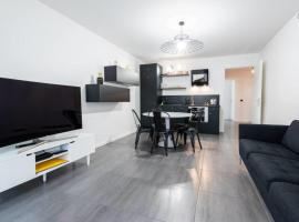 Spacious flat for 6 ! Cannes city center, Cannes
