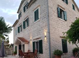 Villa Toma, Donja Kostanjica