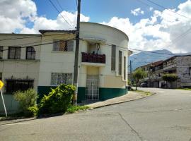 La casa de Alis, Medellín
