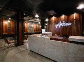The Arbern Hostel x Bistro, Miasto Phuket