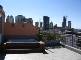 Penthouse vista al Río, 布宜诺斯艾利斯