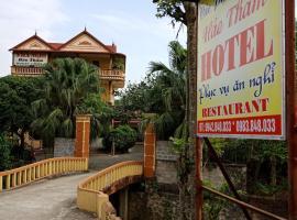 Hao Tham Homestay Hotel, Phủ Nho Quan