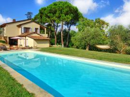 Montaione Villa Sleeps 12 Pool Air Con WiFi T239624, Montaione