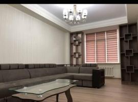Apartment on Umetalieva 98, Bishkek