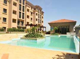 A modern sophisticated and luxurious Apartment, Entebbe